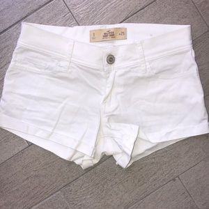 Hollister shorts, size 1.